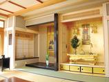 内装リフォーム仏間を中心としたおもむきのある和室
