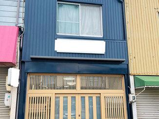 外壁・屋根リフォーム 新しく生まれ変わった書道教室の外観